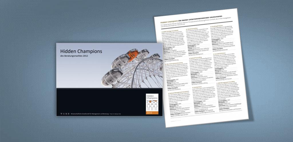 Die Hidden Champions 2012