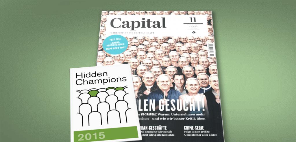 Die Hidden Champions 2015