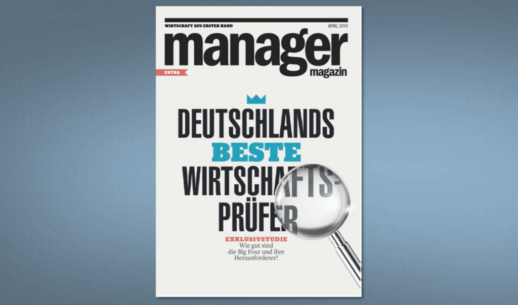 Deutschlands beste Wirtschaftsprüfer 2018