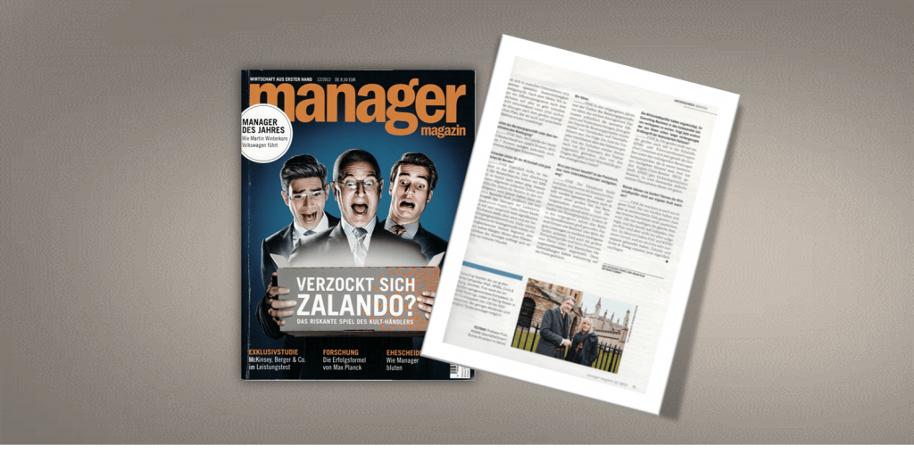 Studie im Manager Magazin