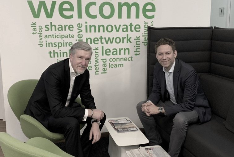 Future Talk von Deloitte mit Professor Fink