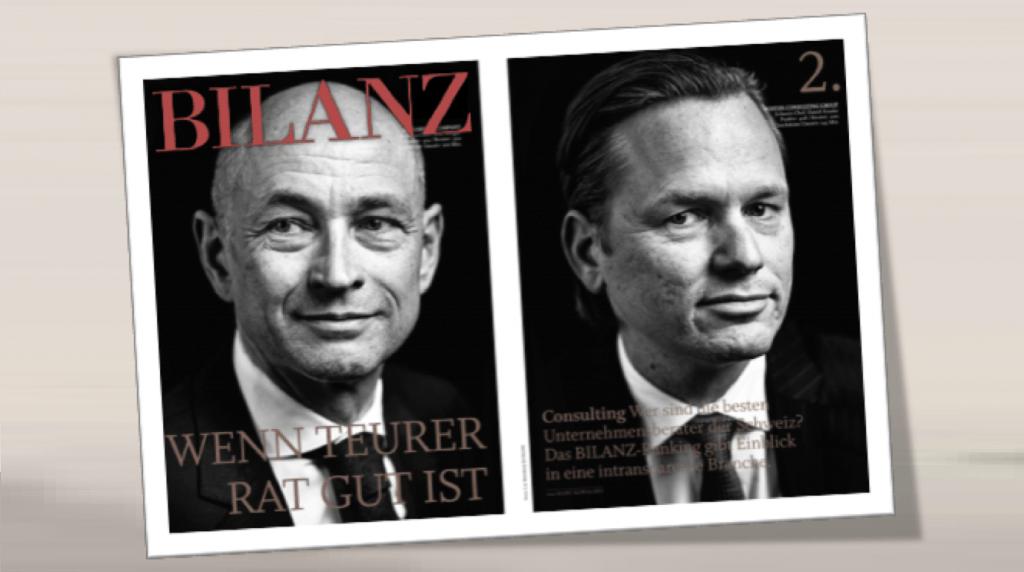 Die besten Berater in der Schweiz