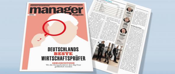 Deutschlands beste Wirtschaftsprüfer 2019