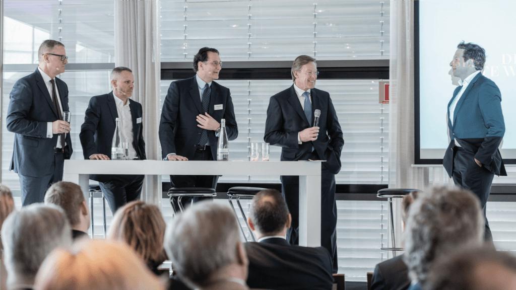 Deutsches Wirtschaftsprüfer-Treffen in Frankfurt am Main